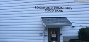 Edgewood Food Bank Front Door