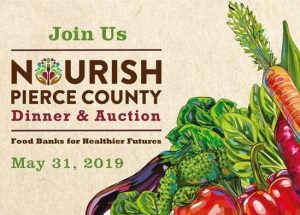 2019 Nourish Auction and Dinner May 31 2019